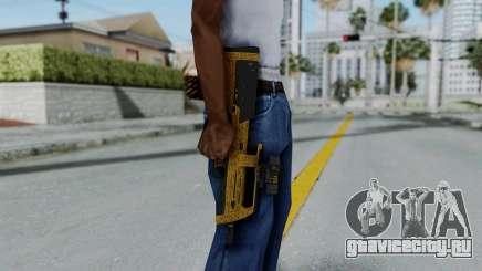 GTA 5 Online Lowriders DLC Assault SMG для GTA San Andreas