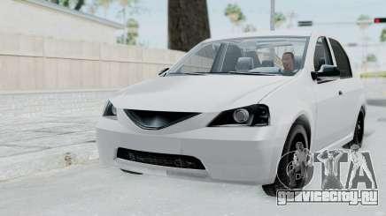 Dacia Logan седан для GTA San Andreas
