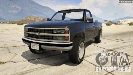 1994 Chevrolet Silverado для GTA 5