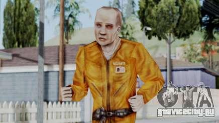 CS 1.6 Hostage A для GTA San Andreas