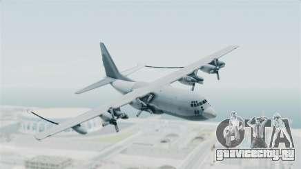 KC-130 Air Tanker для GTA San Andreas