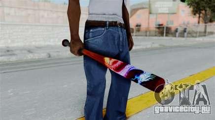 GTA 5 Baseball Bat 3 для GTA San Andreas