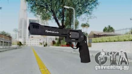 GTA 5 Heavy Revolver - Misterix 4 Weapons для GTA San Andreas