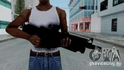 Kusanagi ACR-10 Assault Rifle для GTA San Andreas