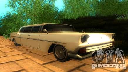 Tornado Limousine для GTA San Andreas