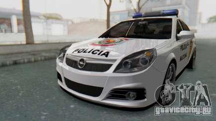 Opel Vectra 2005 Policia для GTA San Andreas