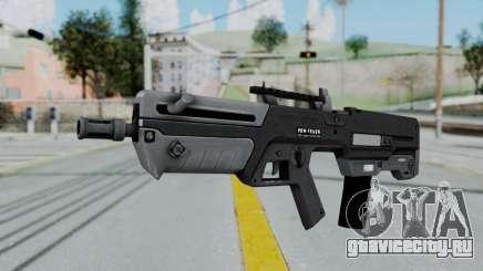 GTA 5 Advanced Rifle - Misterix 4 Weapons для GTA San Andreas