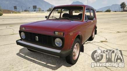 ВАЗ-2121 Лада Нива для GTA 5