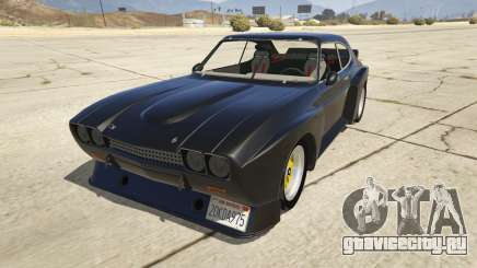 1974 Ford Capri RS для GTA 5