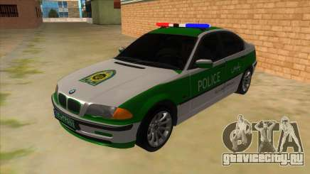BMW Iranian Police для GTA San Andreas