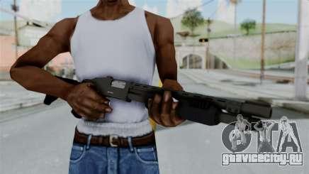 GTA 5 Pump Shotgun для GTA San Andreas