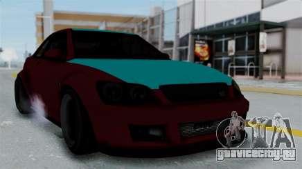 GTA 5 Karin Sultan RS Stock для GTA San Andreas