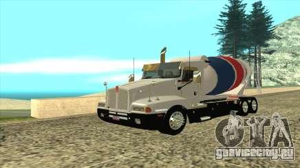 Kenworth T600 Цементовоз для GTA San Andreas