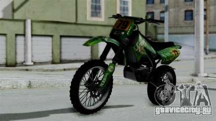 GTA 5 Maibatsu Sanchez для GTA San Andreas