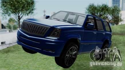 GTA 5 Albany Cavalcade v2 IVF для GTA San Andreas