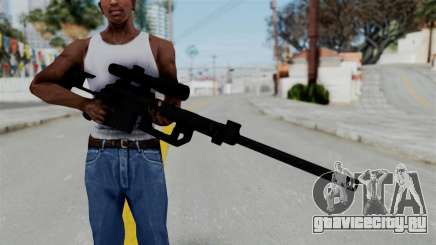 M2000 CheyTac Intervention without Stands для GTA San Andreas