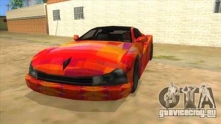 GTA 3 Cheetah ZTR для GTA San Andreas