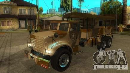 GTA V HVY Barracks OL для GTA San Andreas