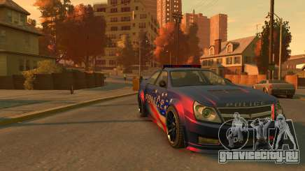 Albany Police Stinger для GTA 4