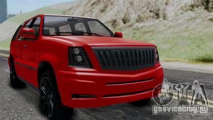 GTA 5 Albany Cavalcade v2 для GTA San Andreas