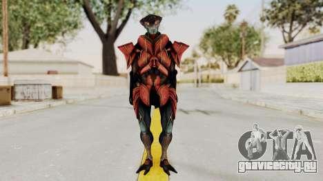Mass Effect 3 Javik для GTA San Andreas второй скриншот