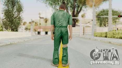 Manhunt 2 - Danny Prison Outfit для GTA San Andreas третий скриншот