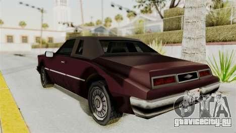 GTA Vice City - Idaho для GTA San Andreas вид слева