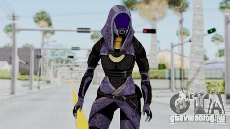 Mass Effect 3 Tali Zorah Vas Normandy для GTA San Andreas