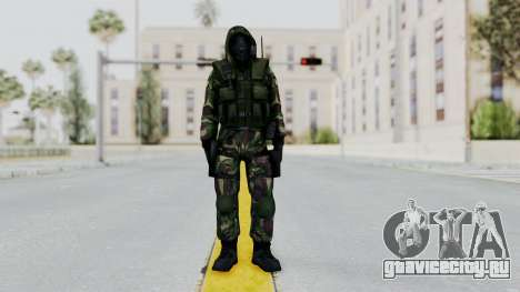 Hodeed SAS 4 для GTA San Andreas второй скриншот