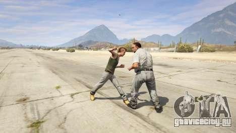 More crime mod 1.1a для GTA 5
