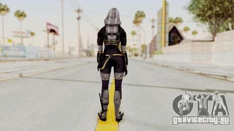 Mass Effect 3 Tali Zorah nar Rayya для GTA San Andreas третий скриншот