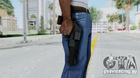 Mateba для GTA San Andreas
