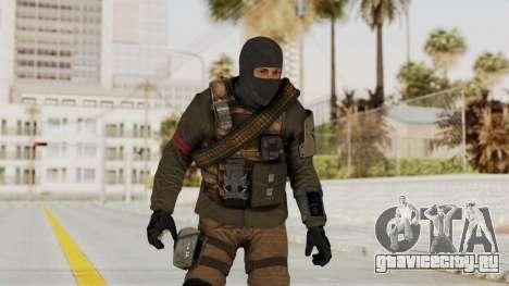CoD AW KVA LMG для GTA San Andreas