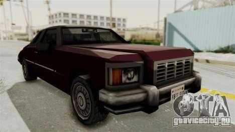GTA Vice City - Idaho для GTA San Andreas вид сзади слева