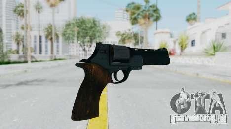Mateba для GTA San Andreas третий скриншот