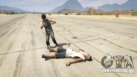 More crime mod 1.1a для GTA 5 второй скриншот