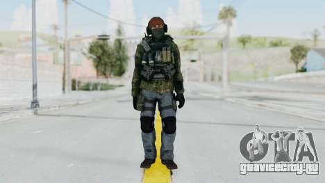 CoD AW KVA Assault для GTA San Andreas второй скриншот