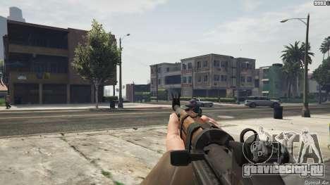 Bioshock Infinite - Carbine Rifle для GTA 5 четвертый скриншот