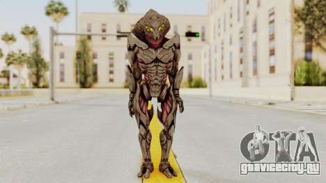 Mass Effect 3 Collector Awakened Adept MP для GTA San Andreas второй скриншот