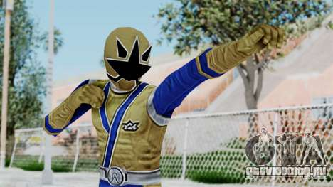 Power Rangers Samurai - Gold для GTA San Andreas