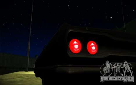 ENB Series by TURBO MIX для GTA San Andreas четвёртый скриншот