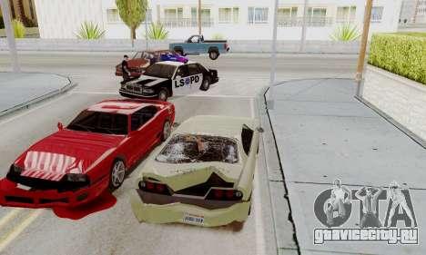 Вызов полиции при аварии для GTA San Andreas