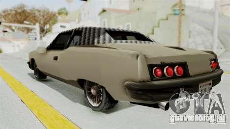 Lobo Custom для GTA San Andreas вид слева