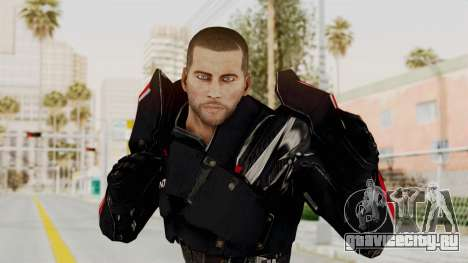 Mass Effect 3 Shepard N7 Destroyer Armor для GTA San Andreas