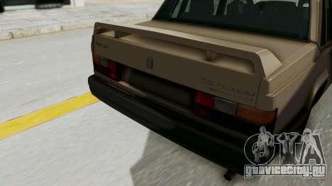 Volvo 740 для GTA San Andreas вид сбоку