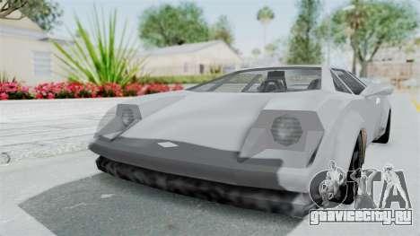 GTA Vice City - Infernus для GTA San Andreas