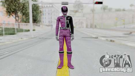 Power Rangers S.P.D - Pink для GTA San Andreas второй скриншот