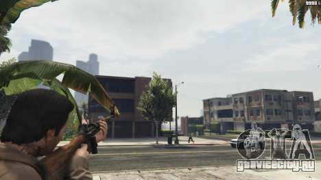 Bioshock Infinite - Carbine Rifle для GTA 5 второй скриншот