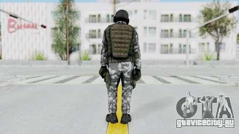 Black Mesa - HECU Marine v2 для GTA San Andreas третий скриншот