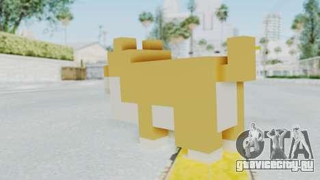 Crossy Road - Doge для GTA San Andreas третий скриншот